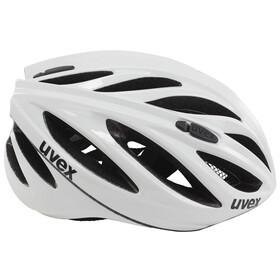 UVEX Boss Race LTD Casco, white